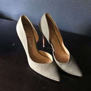 NineWest Gamin D'Orsay pumps